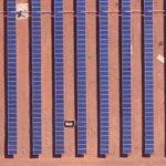 Supervisión mediante drones de la construcción de plantas fotovoltaicas en Brasil